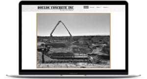 Image of DOULOS-CONCRETE-HOME Page